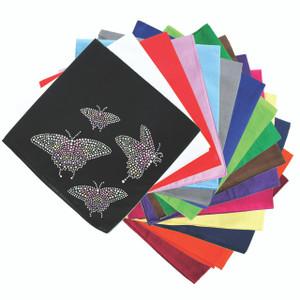 Pastel Butterflies - Bandannas