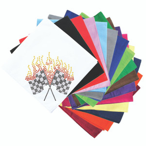 Race Flags - Bandannas