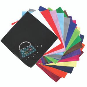 Handbag (Turquoise) - Bandanna