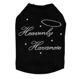 Heavenly Havanese Dog Tank