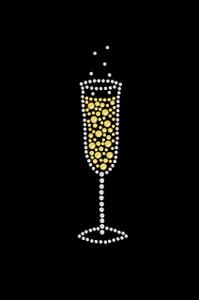 Champagne Flute - Women's T-shirt