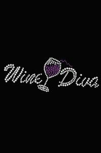 Wine Diva #1 - Women's T-shirt