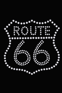 Route 66 - Women's T-shirt