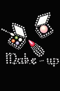 Make-up - Women's T-shirt