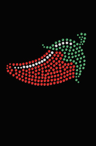 Chili Pepper - Women's T-shirt