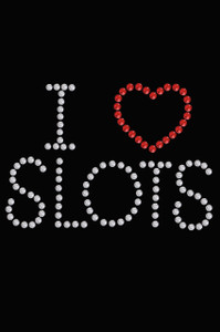 I Love Slots - Women's T-shirt