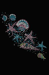 Sea Shells (Pastel) - Women's T-shirt