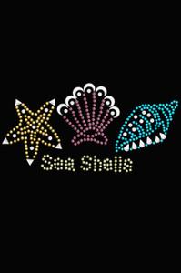 Sea Shells - Women's T-shirt