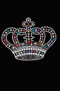 Crown #14 (Multicolored) - Women's T-shirt