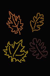 Fall Leaves #3 - Women's T-shirt