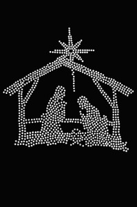 Nativity - Black Women's T-shirt