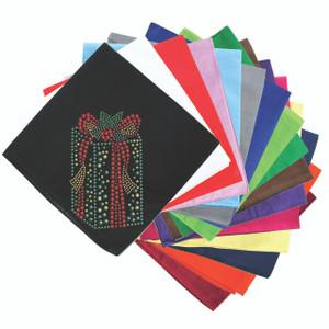 Green Christmas Gift - Bandanna