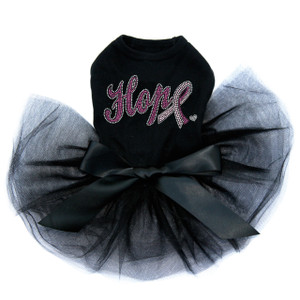 Hope with Cancer Ribbon Tutu