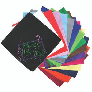 Happy New Year Confetti  - Bandanna