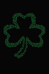 Shamrock # 2 - Women's T-shirt
