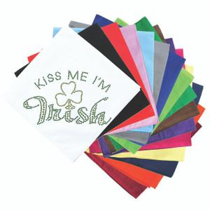Kiss Me I'm Irish # 1 - Bandanna