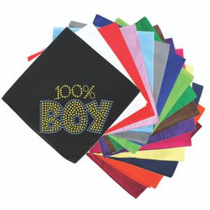 100% Boy - Bandanna