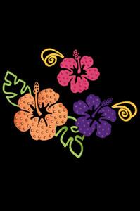 Satin Hibiscus - Women's T-shirt