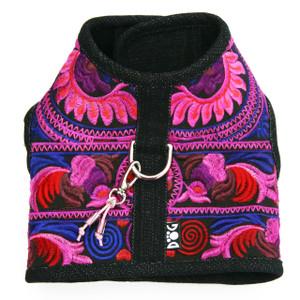 The Lanna Collection - Fuchsia Harness Vest