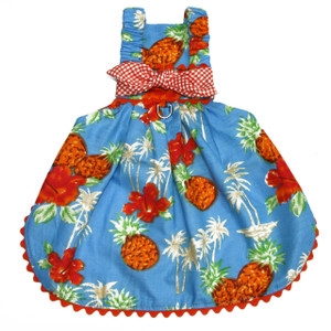 The Lahaina Collection - Hawaiian Dress