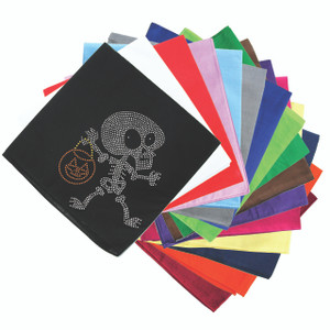 Trick or Treat Skeleton Bandanna