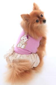 The Hugs & Kisses Puppy Bubble Dress