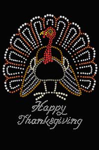 Happy Thanksgiving Turkey #2 - Women's T-shirt