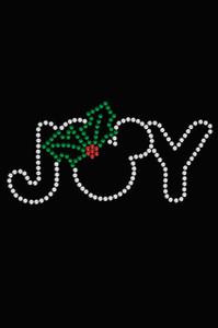 Joy - Mickey Mouse - Black Women's T-shirt