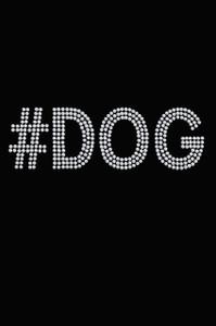 #DOG (Silver Nailhead) -  Women's T-shirt