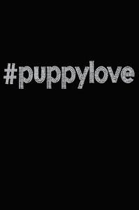 #puppylove (Silver Nailhead) -  Women's T-shirt