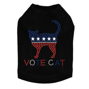 Vote Cat - Dog (Cat) - Tank
