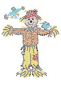 Scarecrow Dog - Women's T-shirt