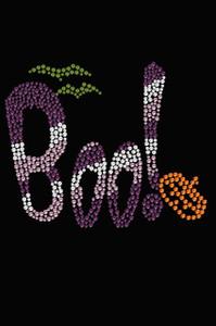 Purple Boo - Women's T-shirt