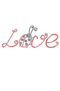 Love Ladybug - Women's T-shirt