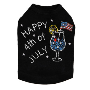 July 4th Cocktail - Dog Tank