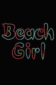 Beach Girl - Women's T-shirt