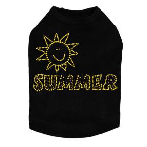 Summer Sun - Dog Tank