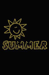 Summer Sun - Women's T-shirt