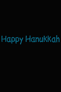 Happy Hanukkah - Women's T-shirt
