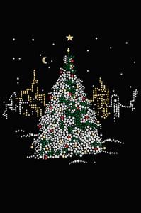 Christmas Tree in the City - Women's Tee