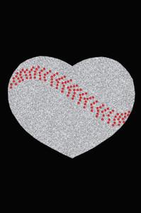 Baseball Heart - Women's Tee