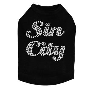 Sin City Dog Tank