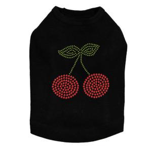 Cherries (Red) - Dog Tank