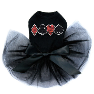 Diamond, Club, Heart, Spade Tutu