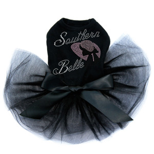 Southern Belle dog tutu for large and small dogs.