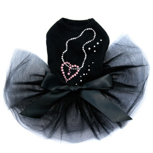 Heart Necklace Tutu