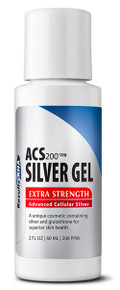 ACS Silver Gel with Glutathione and Aloe Vera