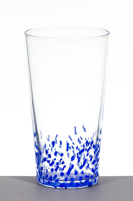 Large Tumbler - Blue Star