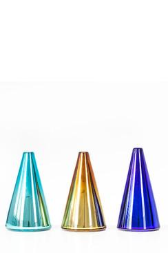 Mini Argento Cone - Cobalt Blue