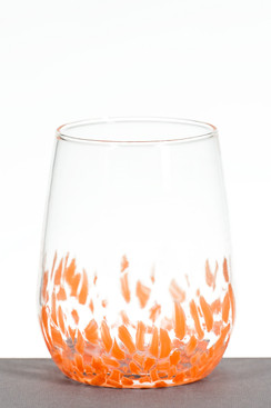 Large Wine - Tangerine Star